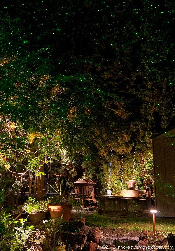 Residential Landscape Lighting Design