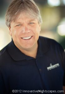 Paul Welty, owner of Innovative Nightscapes