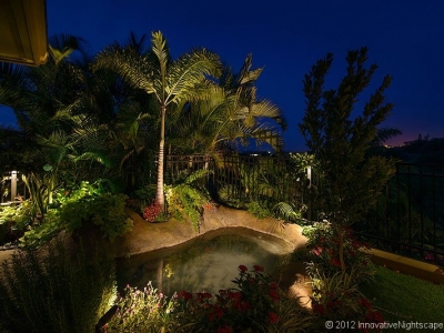 Maui Home Pool Area