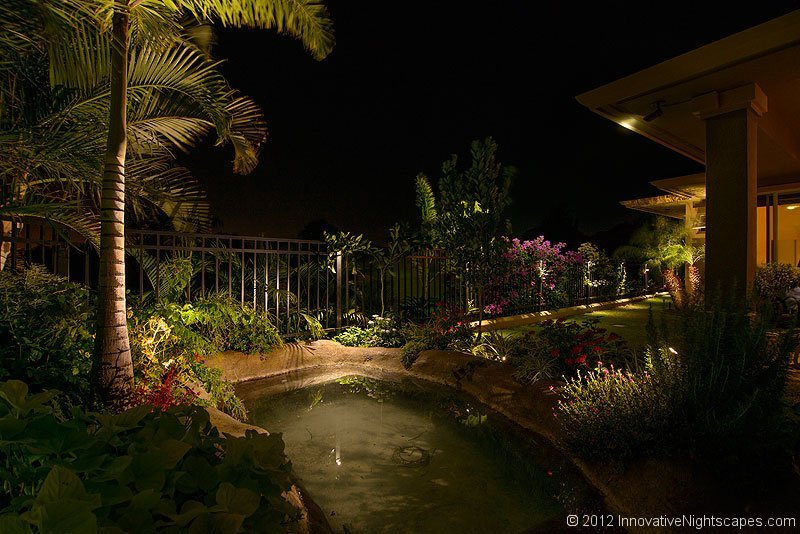 Maui Home Pool and Garden